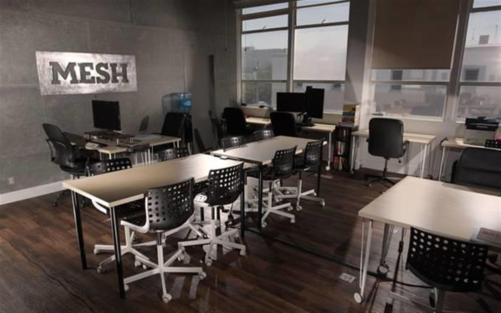 Mesh Cowork - Drop-in Day Usage