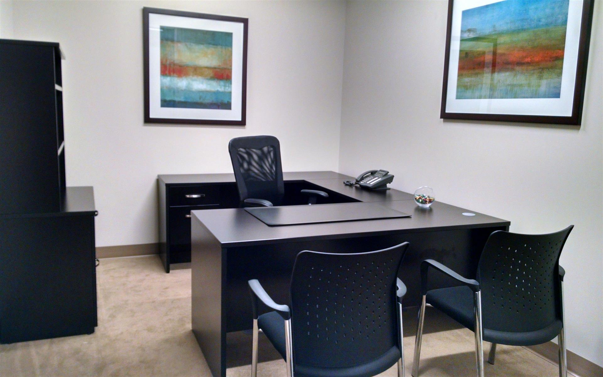 (DM2) Del Mar Corporate Plaza - Interior Office