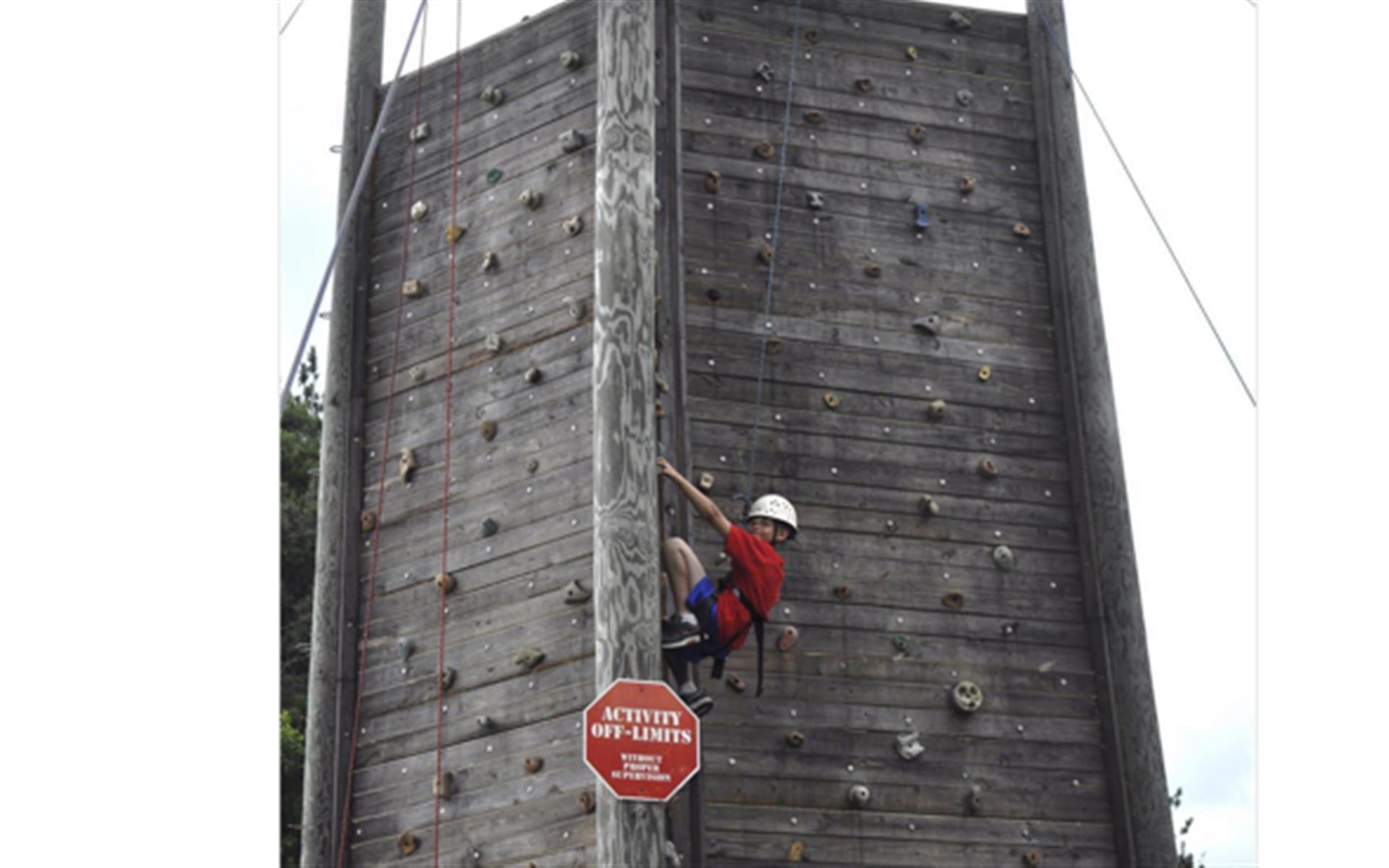 YMCA Camp Weona - Upstate New York - Outdoor Recreation Center