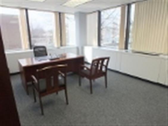Office Suites of Darien - Corner Office