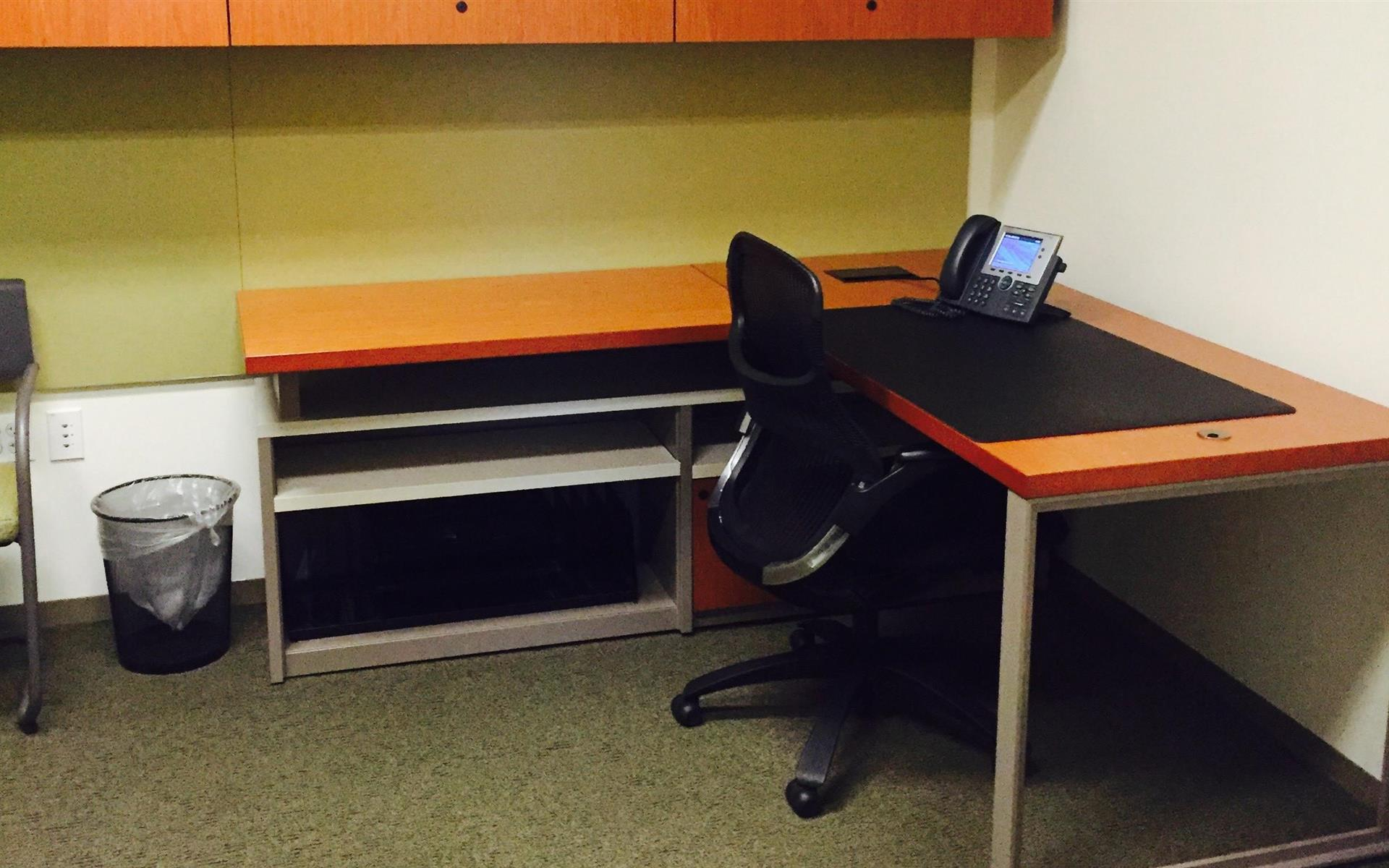 Carr Workplaces - Tysons Boulevard - Office 1551