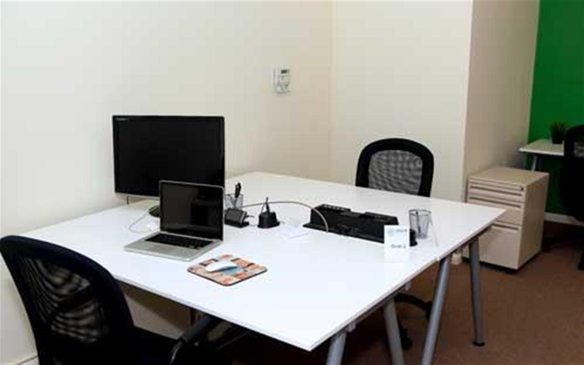 Realm Workspace - Dedicated Desk