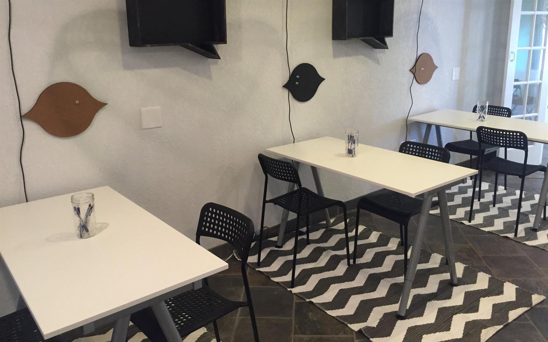 Urban Co-Lab - Dedicated Desk