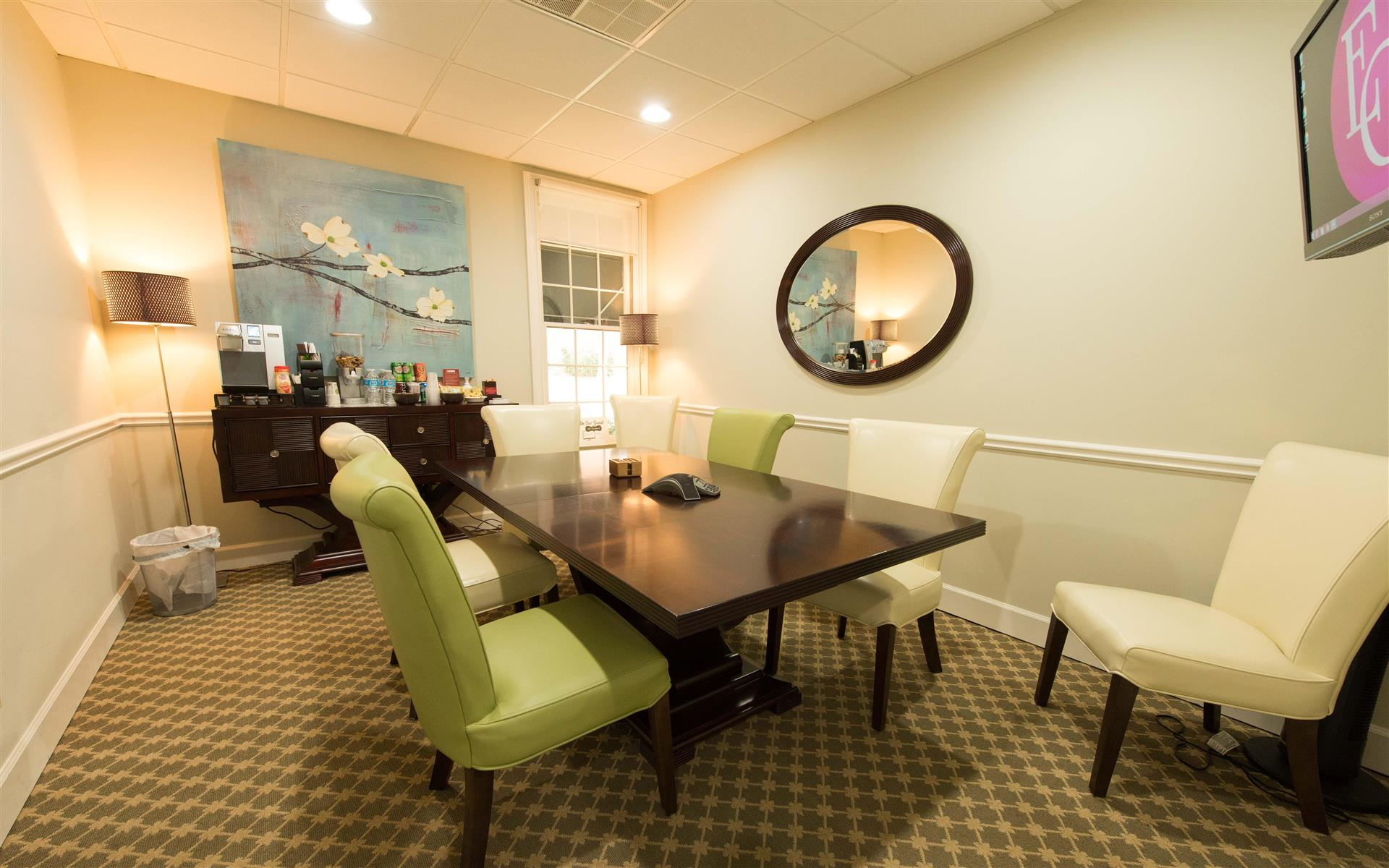 Elizabeth Gallo Court Reporting - Dogwood Meeting Room