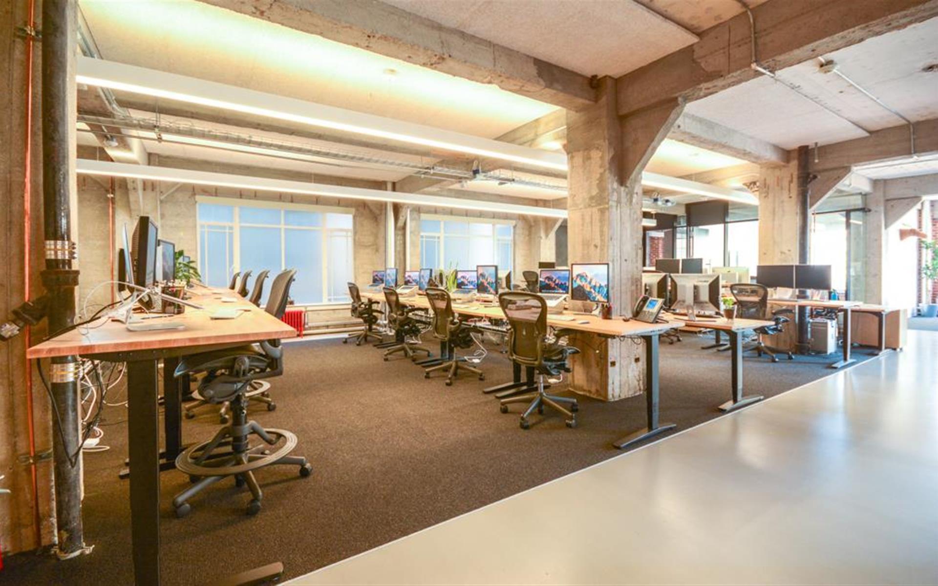 Fluid - Open Studio - 24+ Workstations
