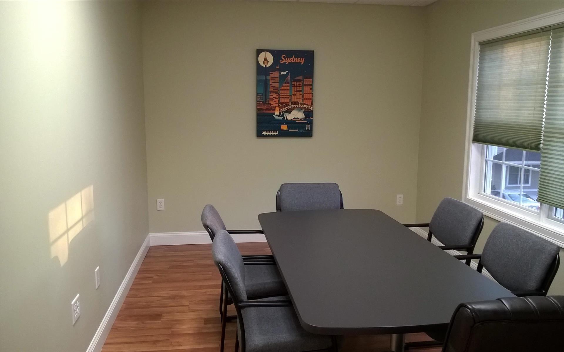 Literra, LLC - Team office - Sydney Room