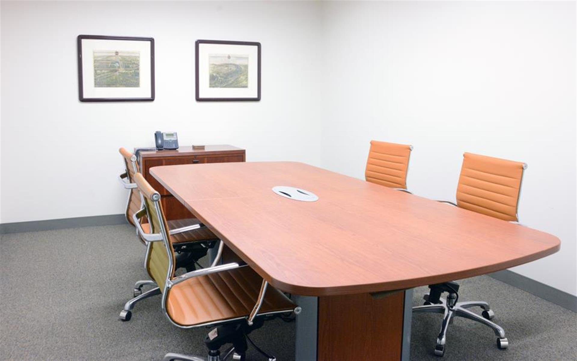 CORPORATE EXECUTIVE OFFICES - Medium Conference Room