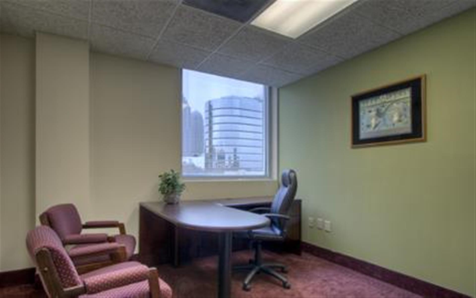 Peachtree Offices at Midtown, Inc. - Office (Up To 1500sq.ft. Available).