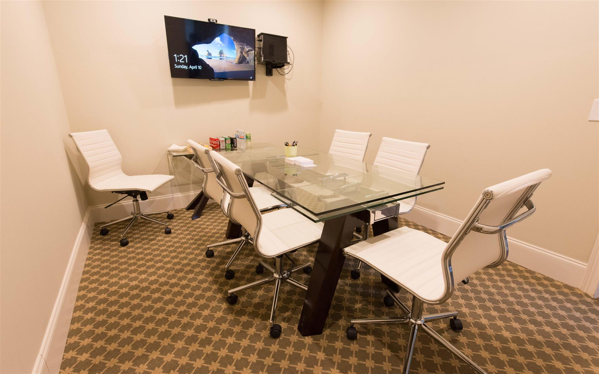 Elizabeth Gallo Court Reporting - Almond Meeting Room