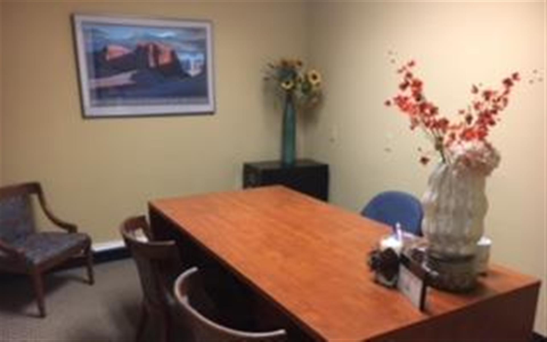 Professional Medical Careers Institute (PMCI) - Office for one or meeting room for 4