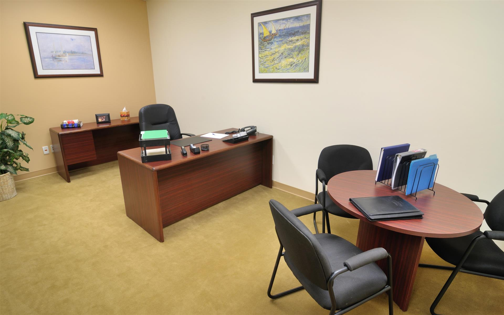 TOTUS Business Center Long Island - Melville, NY - Private Office #101   Monthly