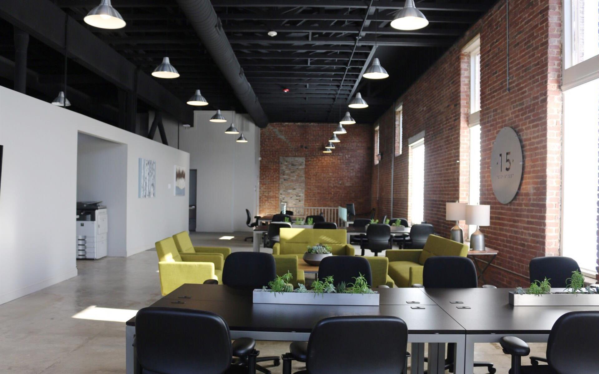 15 Perry Street - Open Workspace (Coworking)