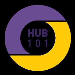 Logo of Hub101