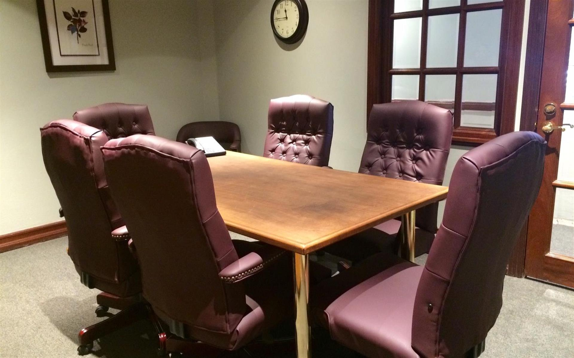 Kennedy Court Reporters - Small Conference Room