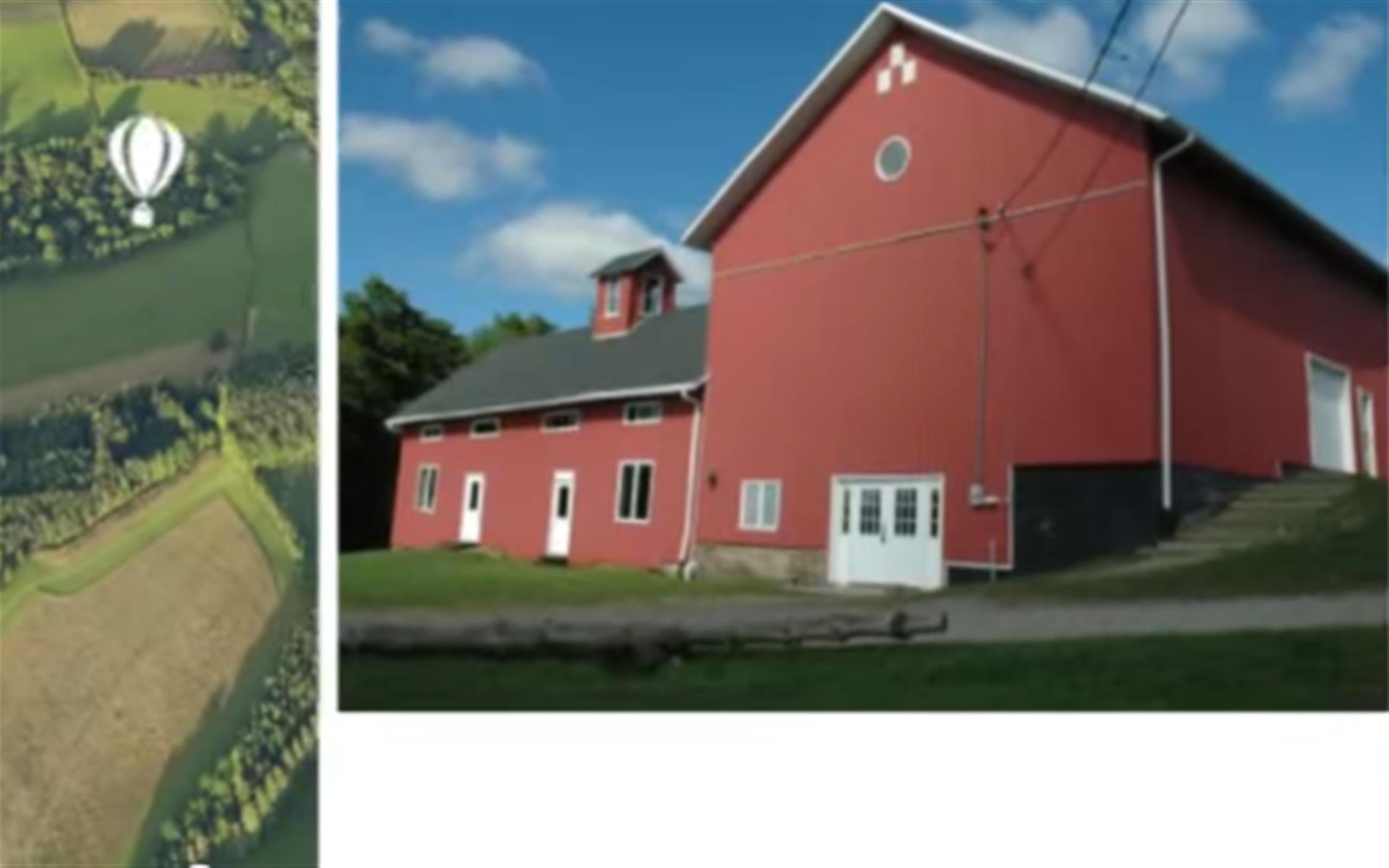 YMCA Camp Weona - Upstate New York - Weona Program Barn