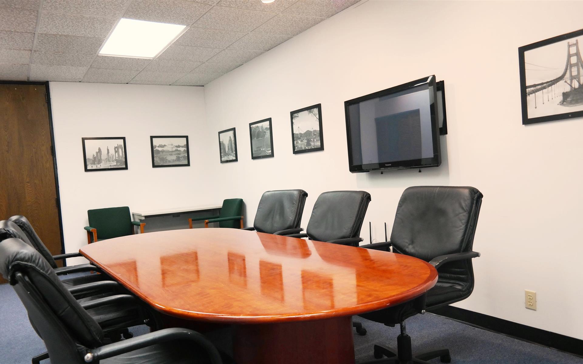 1 Hallidie Plaza - Office + Conferece Room + Kitchen