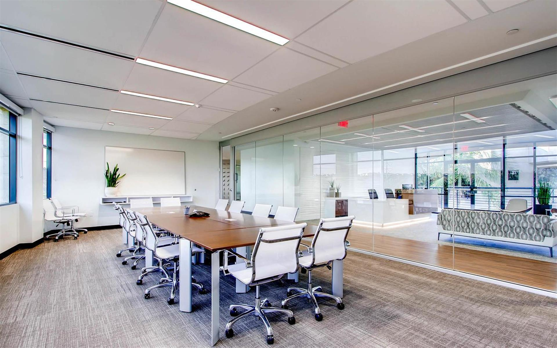 Avanti Workspace - Longboard Meeting Room