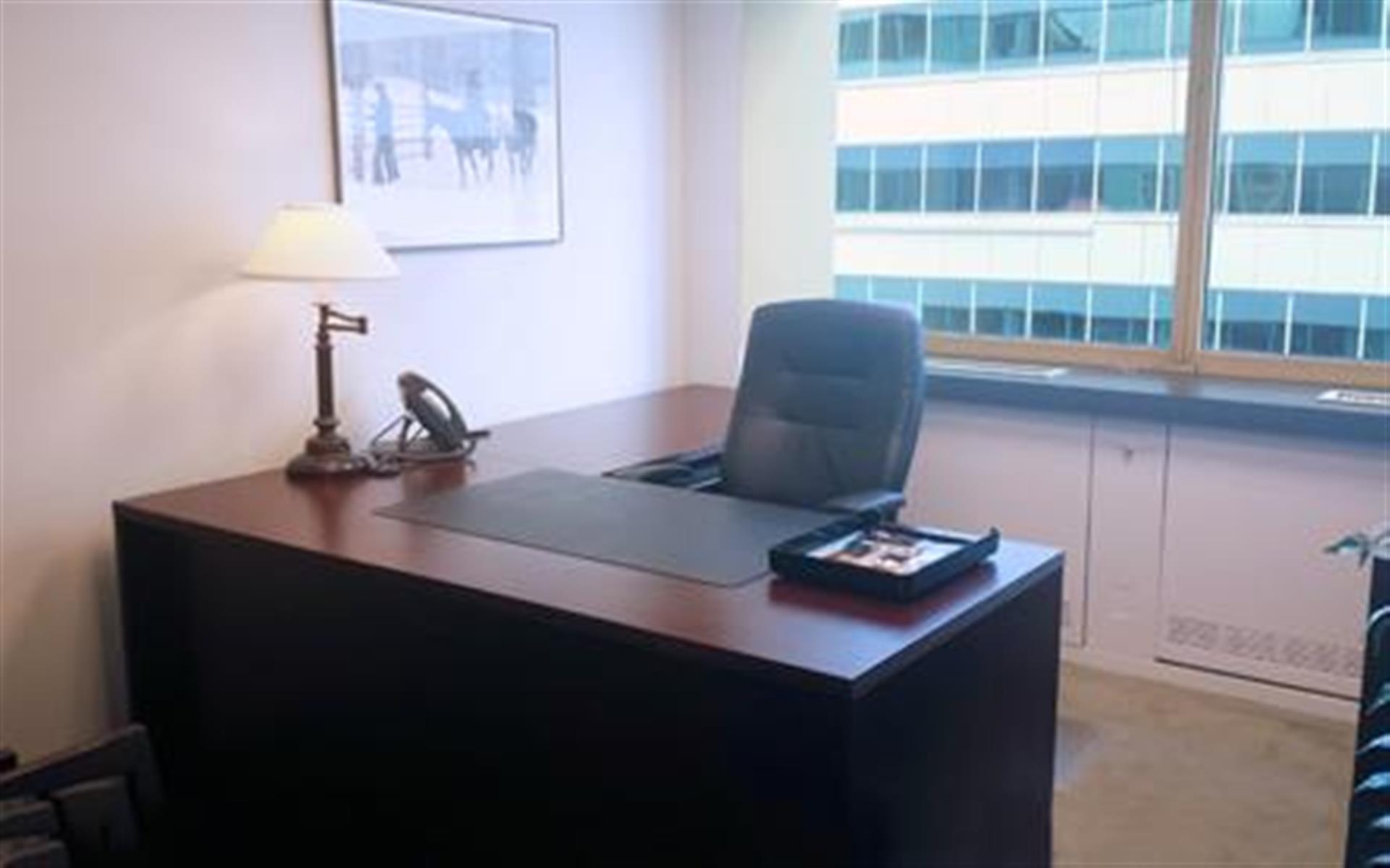 AEC - Philadelphia - Window Office