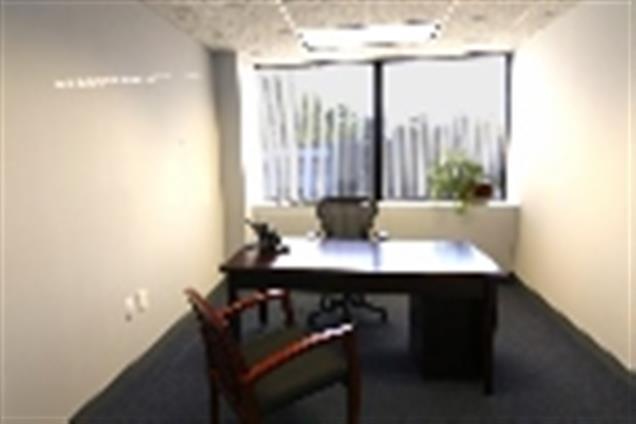 Office Suites of Darien - Window office