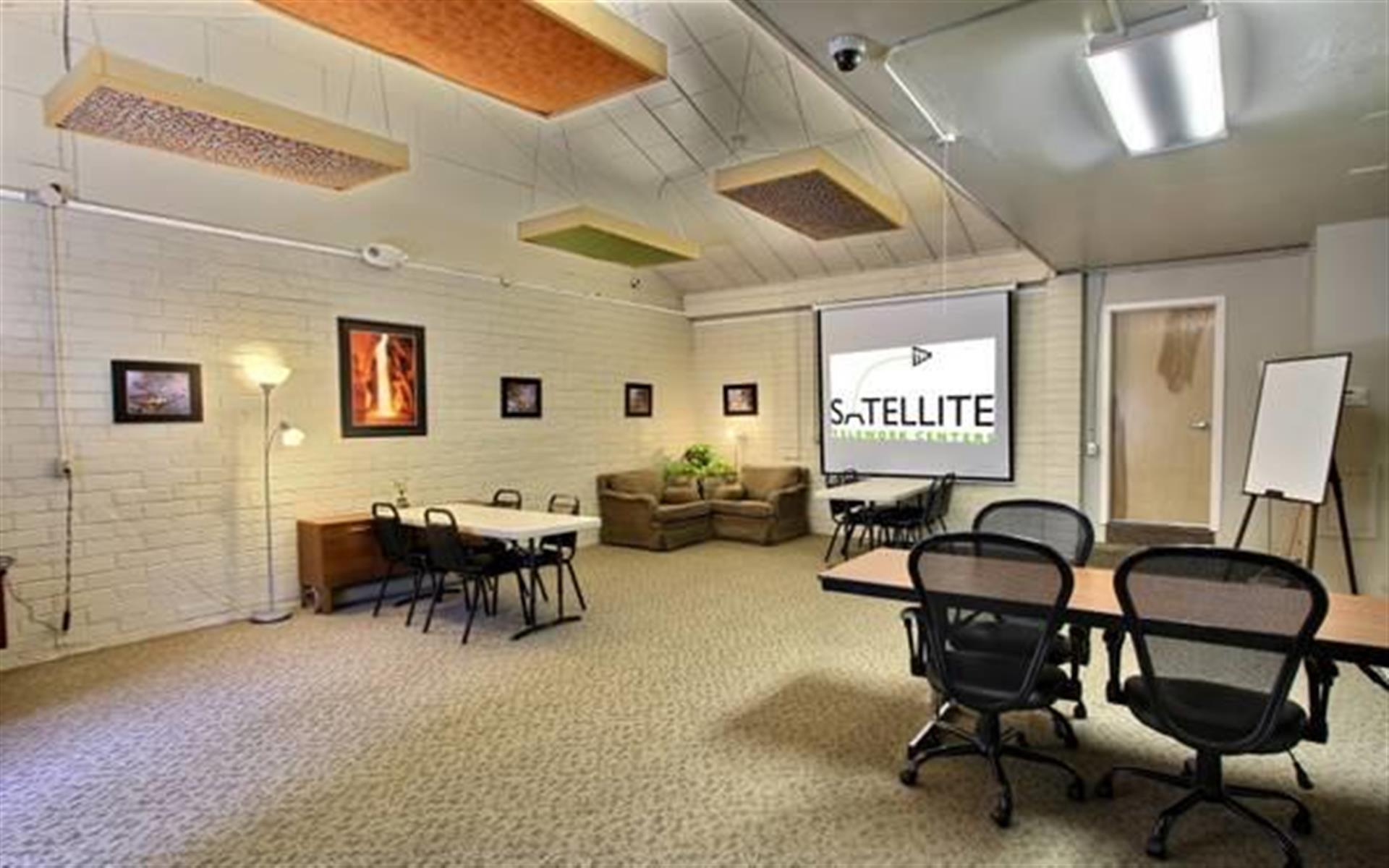 The Satellite Felton - Classroom/Event Room