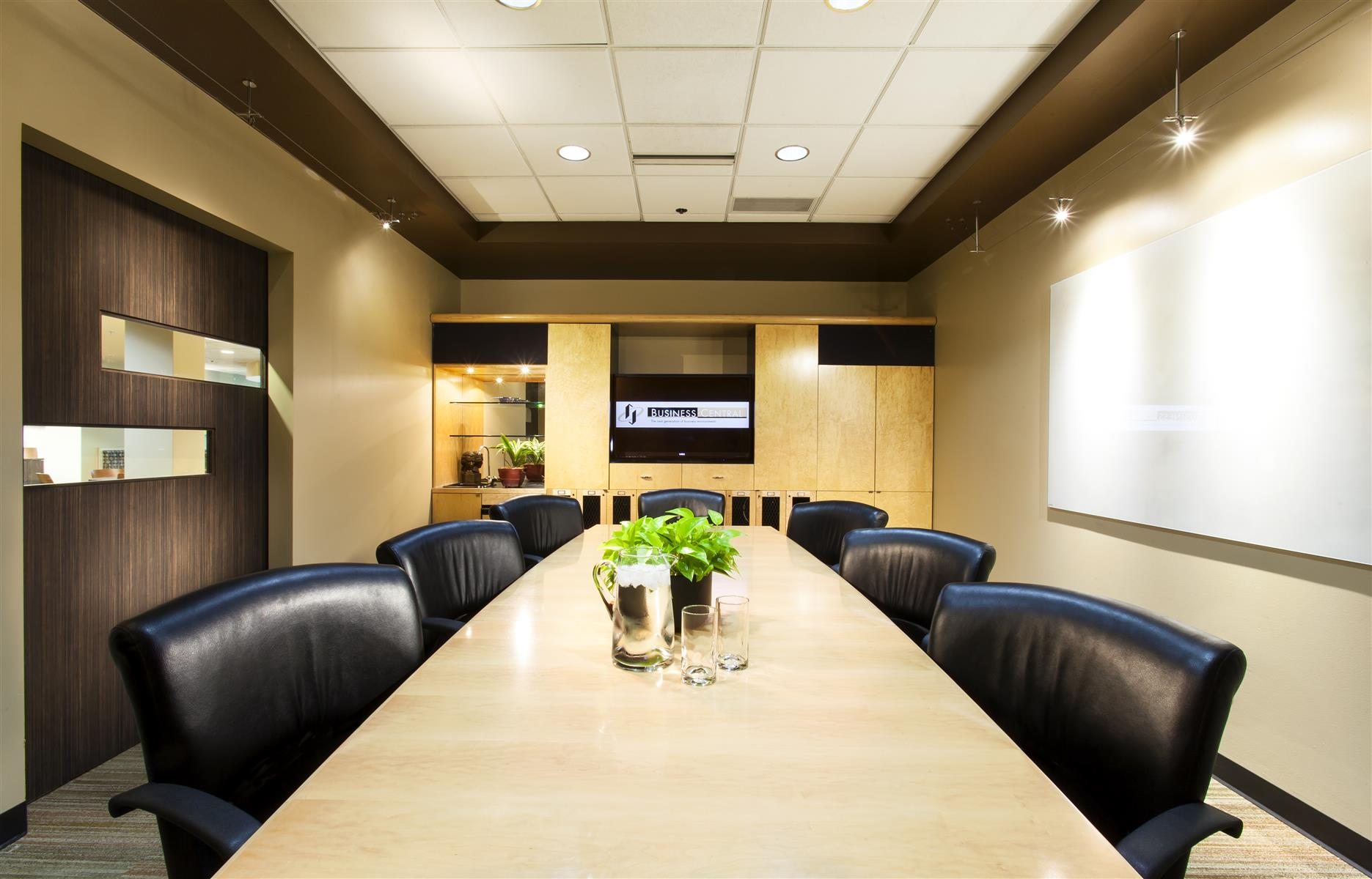 Business Central - Gold River - Strategy Room