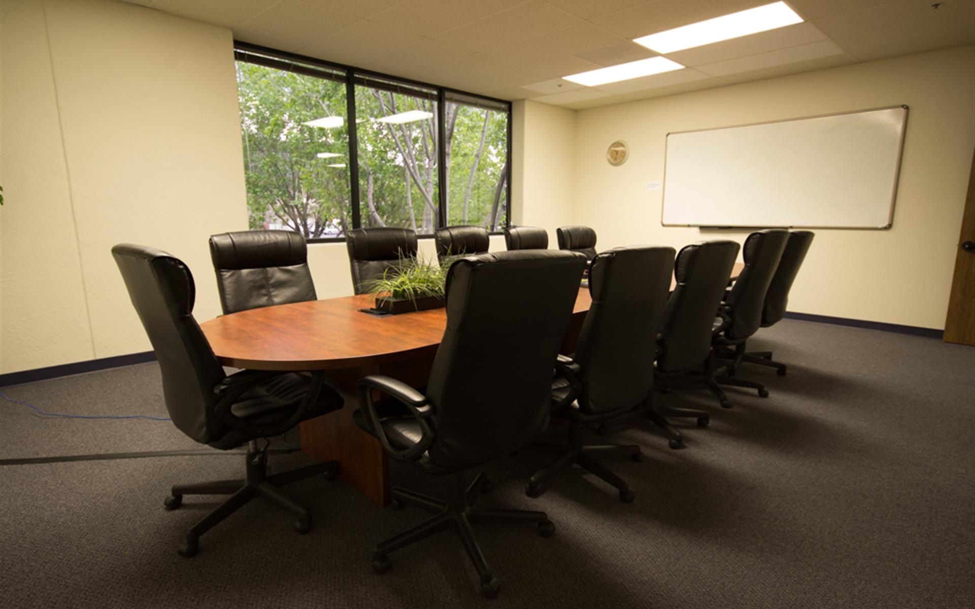 Second Workspace - Conference Room for 20