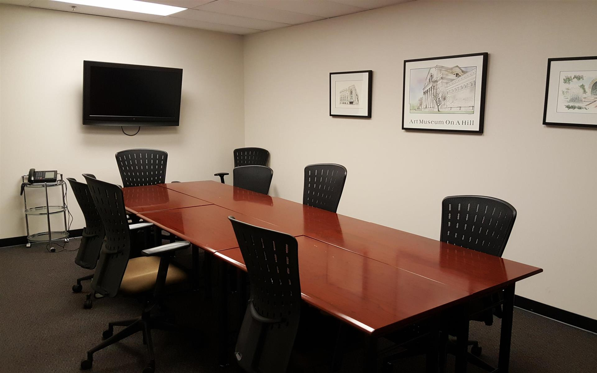 Creve Coeur Workspace - Back Conference Room