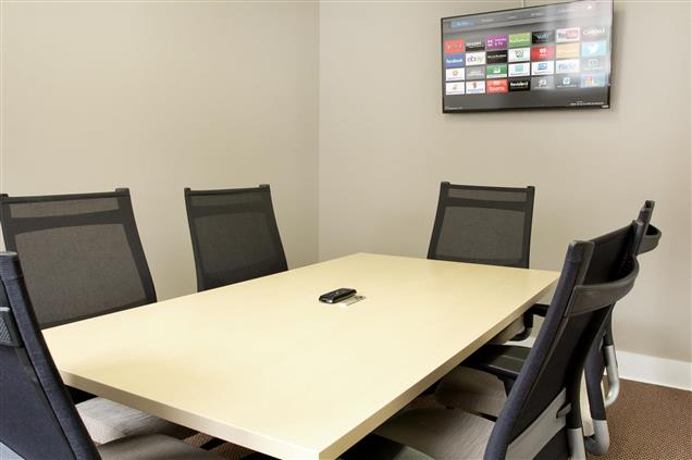 Saratoga CoWorks - Small Conference Room