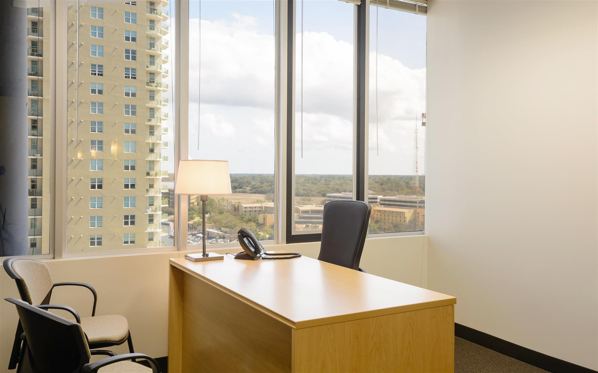Intelligent Office of Jacksonville - Executive Office