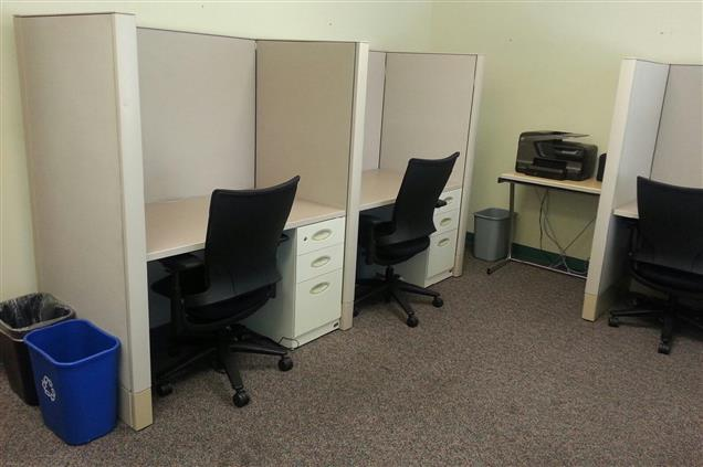 Accolade Business Suites - Weekdays Daytime Pass Cubicle