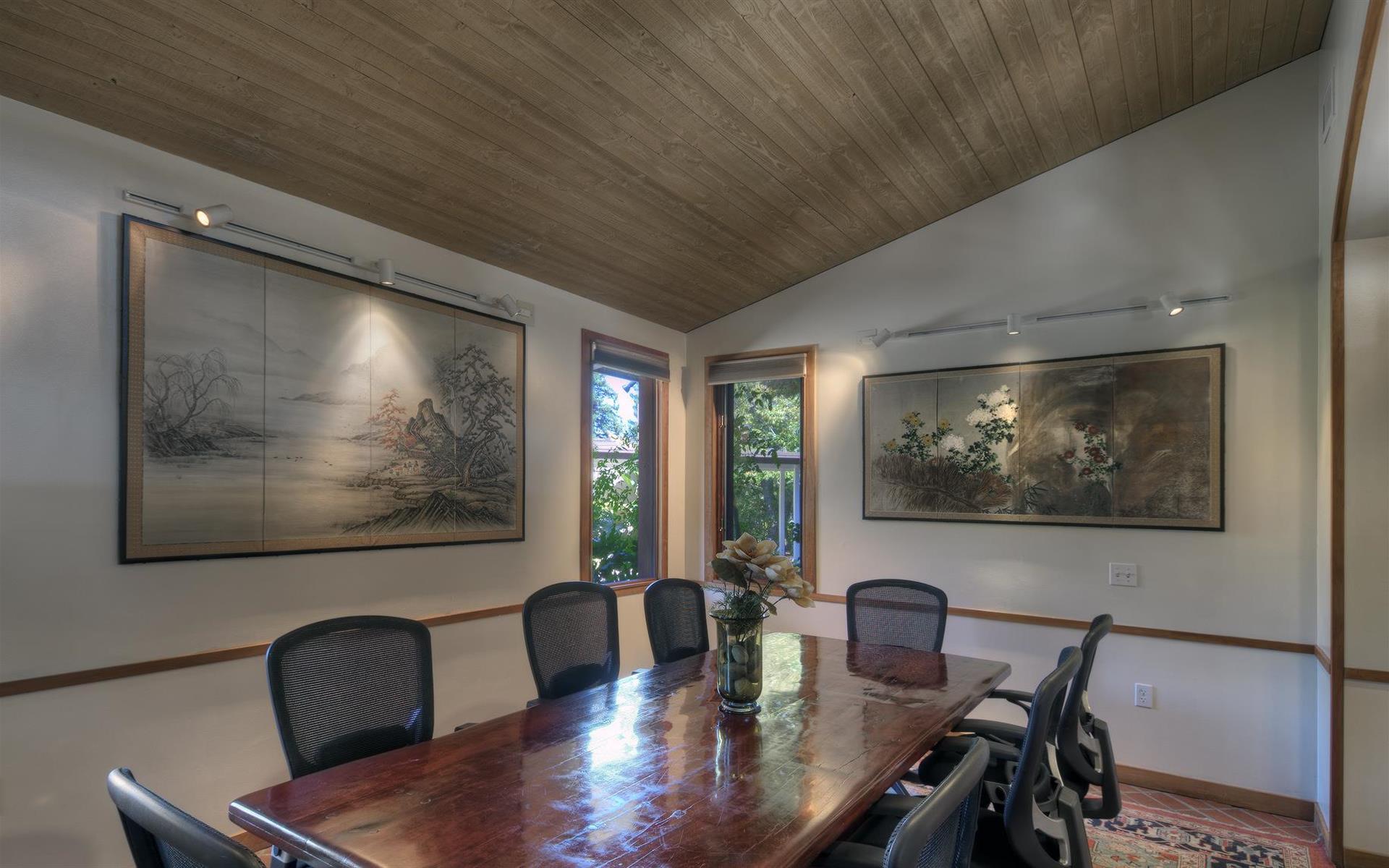 Dinah's Garden Hotel Palo Alto - Boardroom