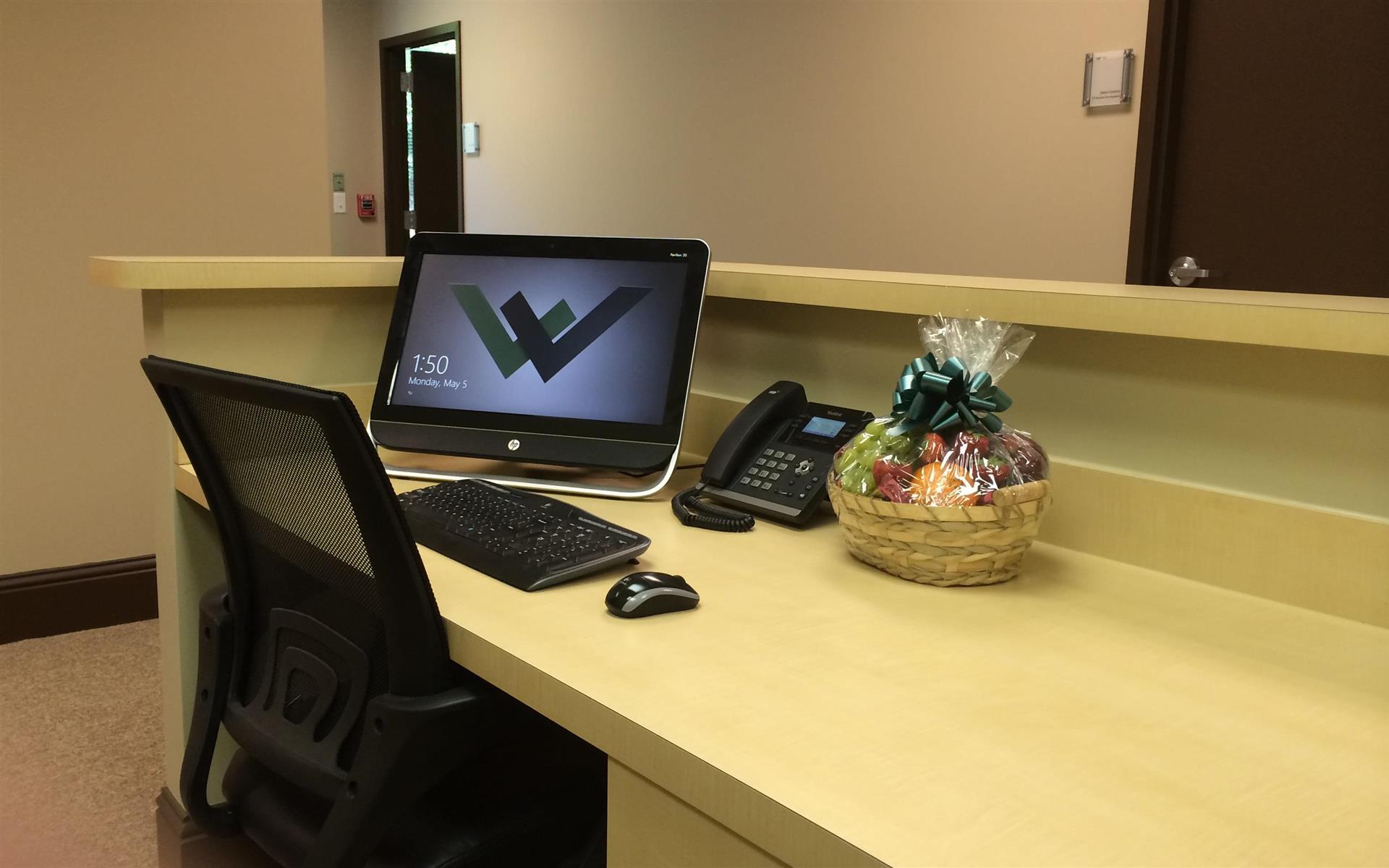 Westpark Suites - Hot Desking
