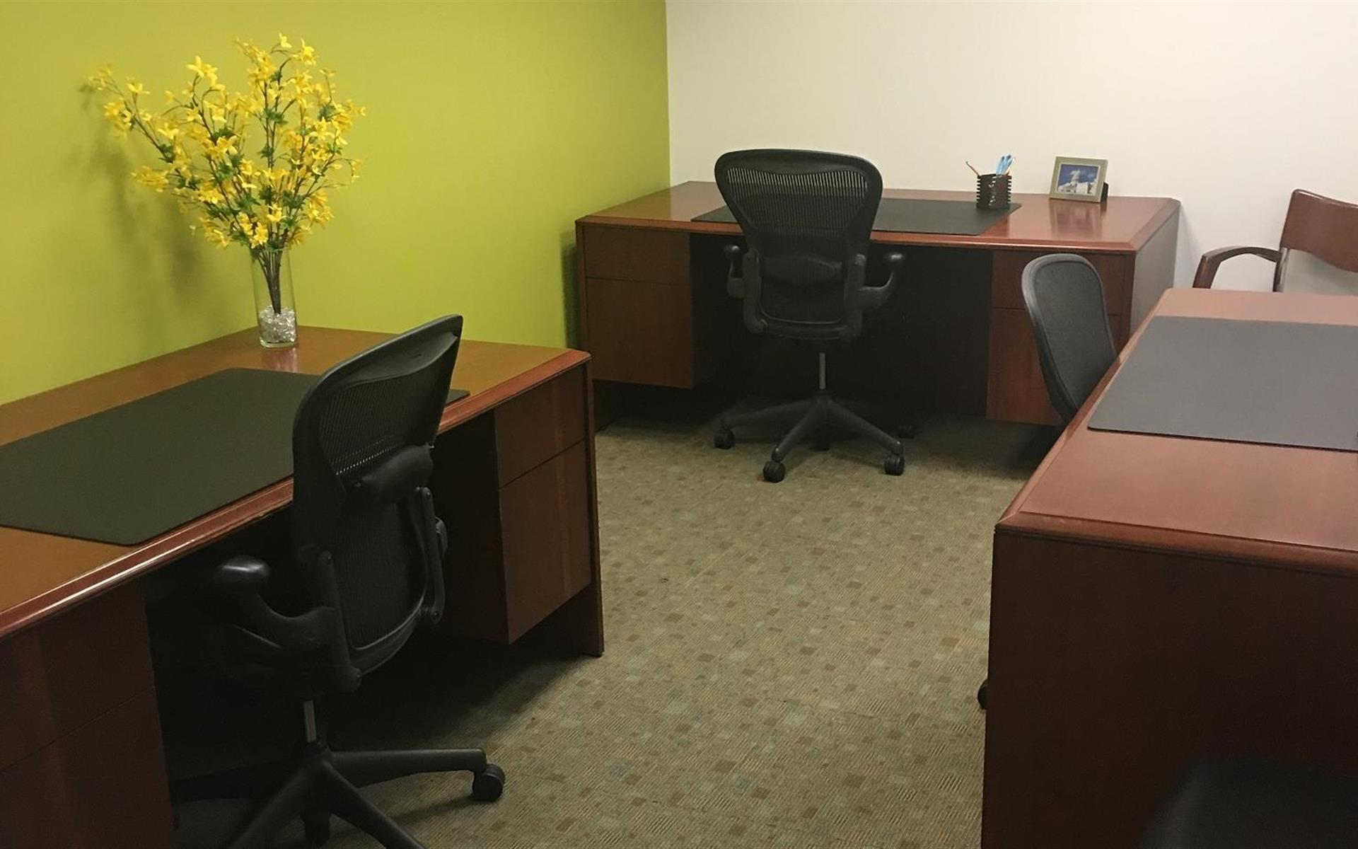 Carr Workplaces - Tysons Greensboro - Office 940