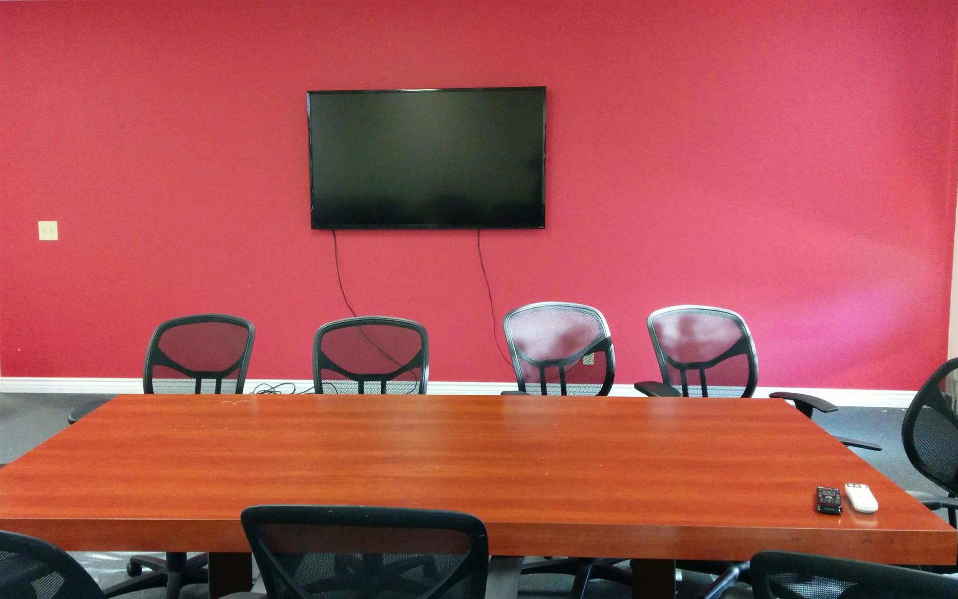 Bay Area Cultural Connections - Red Meeting Room