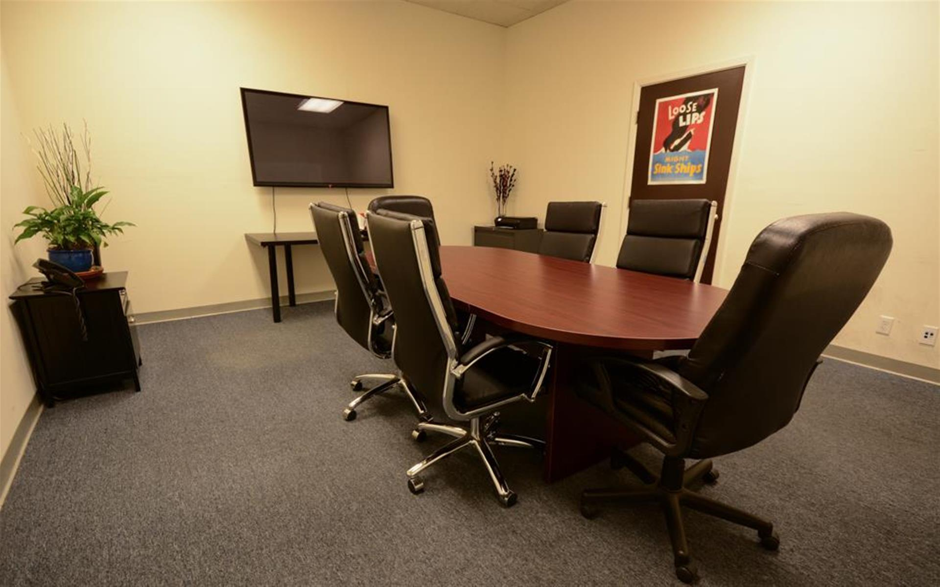 Single Point of Contact - Conference Room