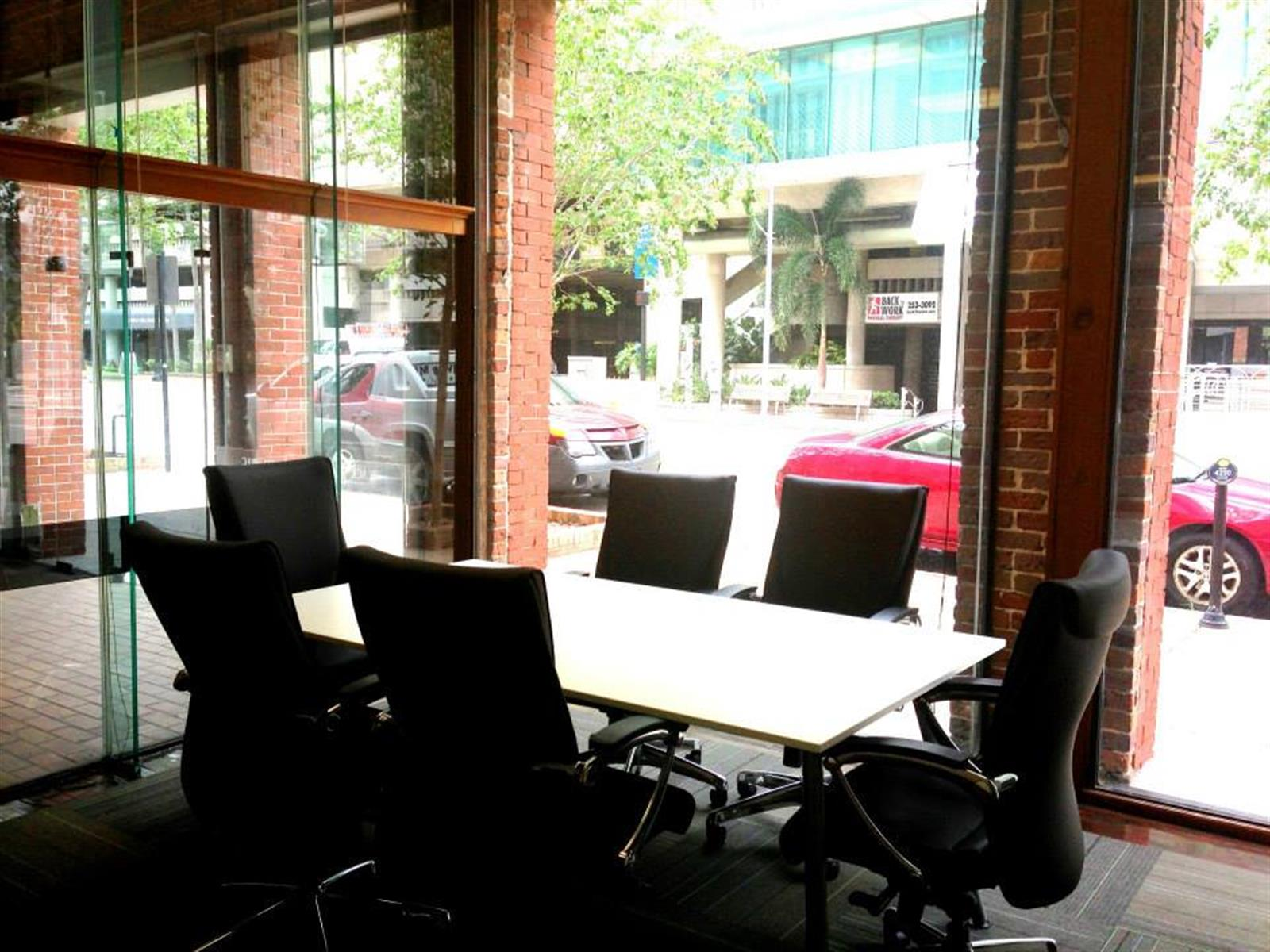 Anthem Reporting - Downtown Tampa Conf Room (white table)