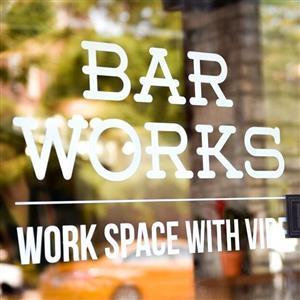 Logo of Bar Works, West Village