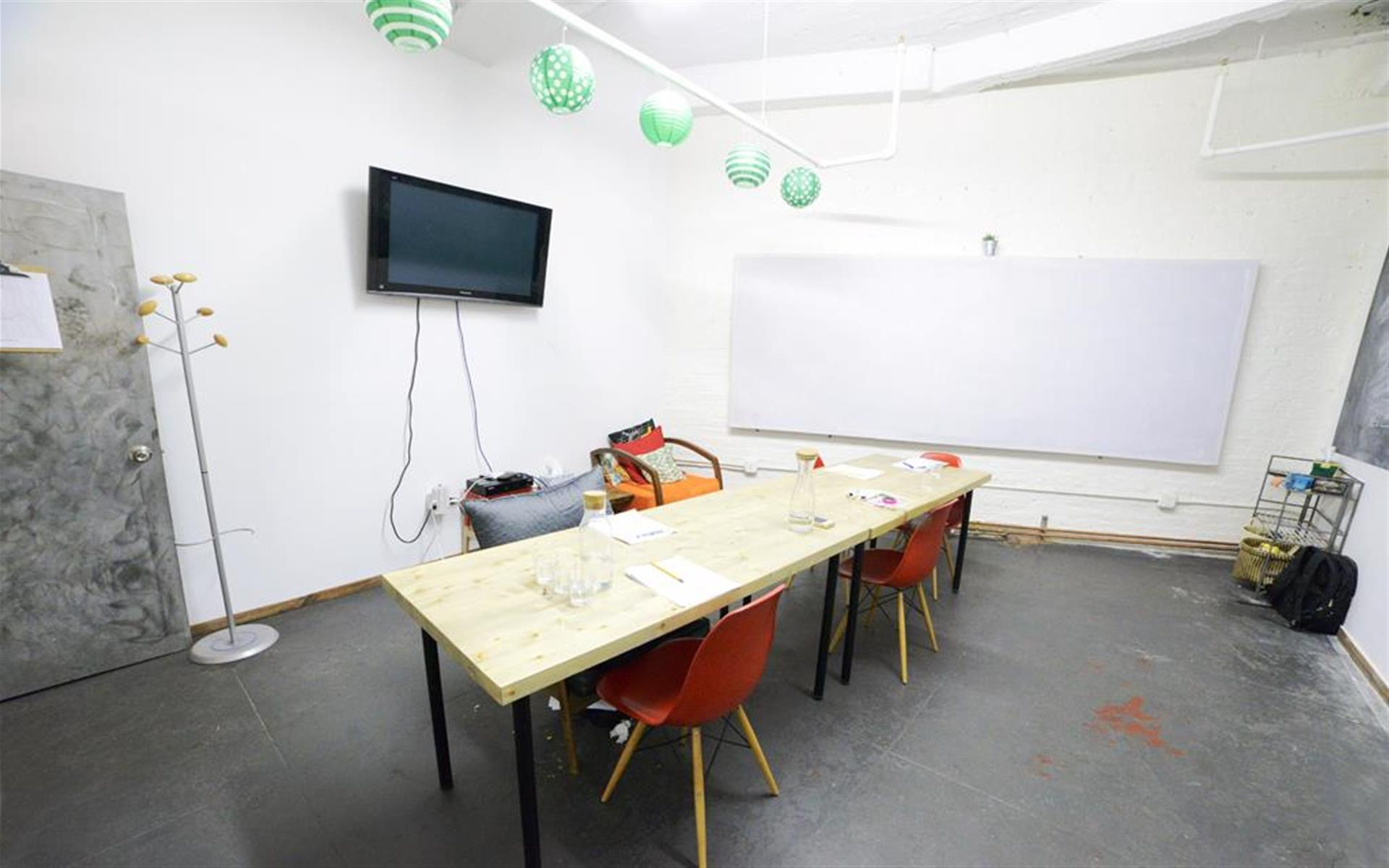 Compound Cowork - Brooklyn - Brooklyn Conference Room