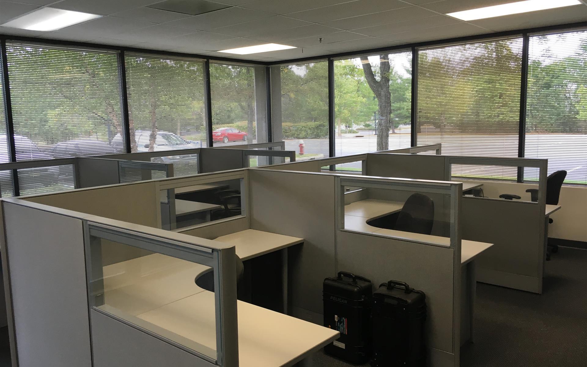 Neteon Technologies, Inc. - Dedicated Desk