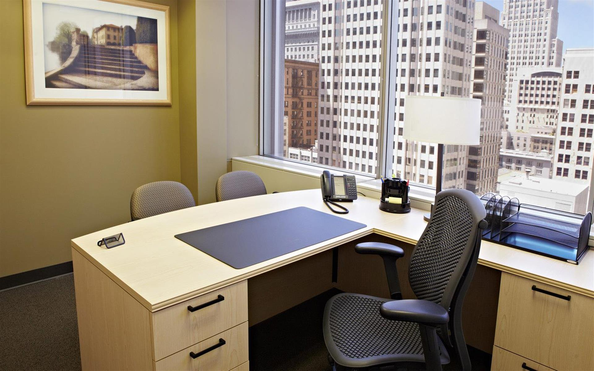 Intelligent Office San Francisco - Monthly Private Office