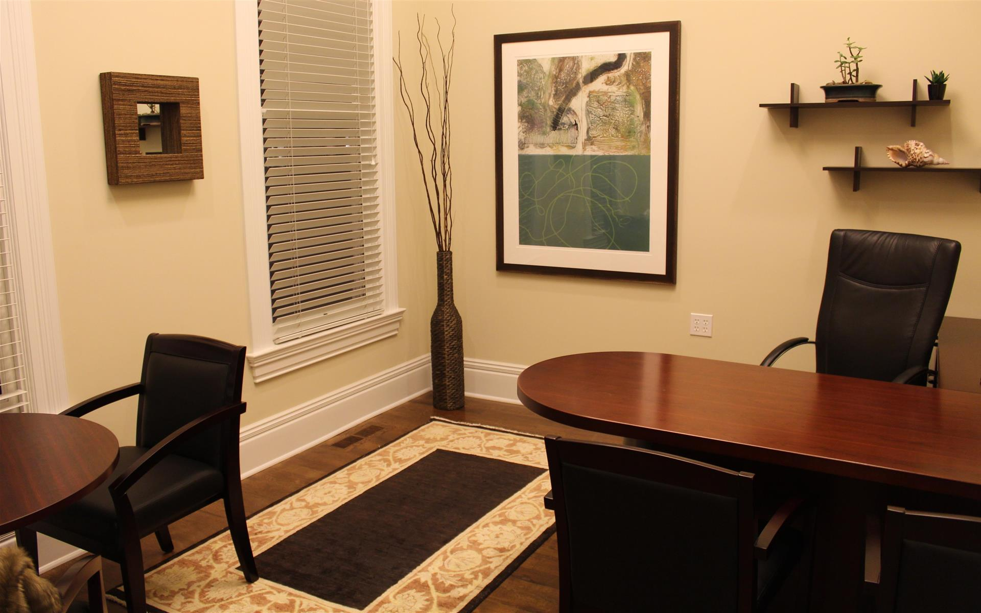 Victory Workspace - Executive Meeting Room