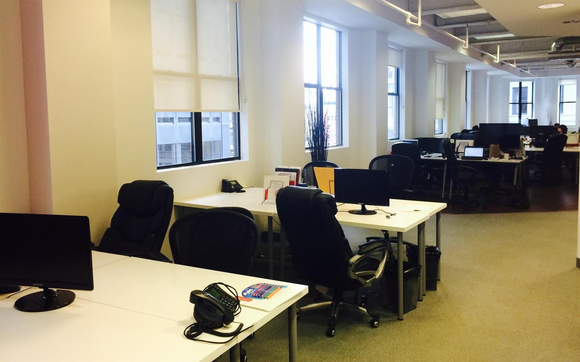 295 Devonshire - Financial District - Dedicated Desks for 4