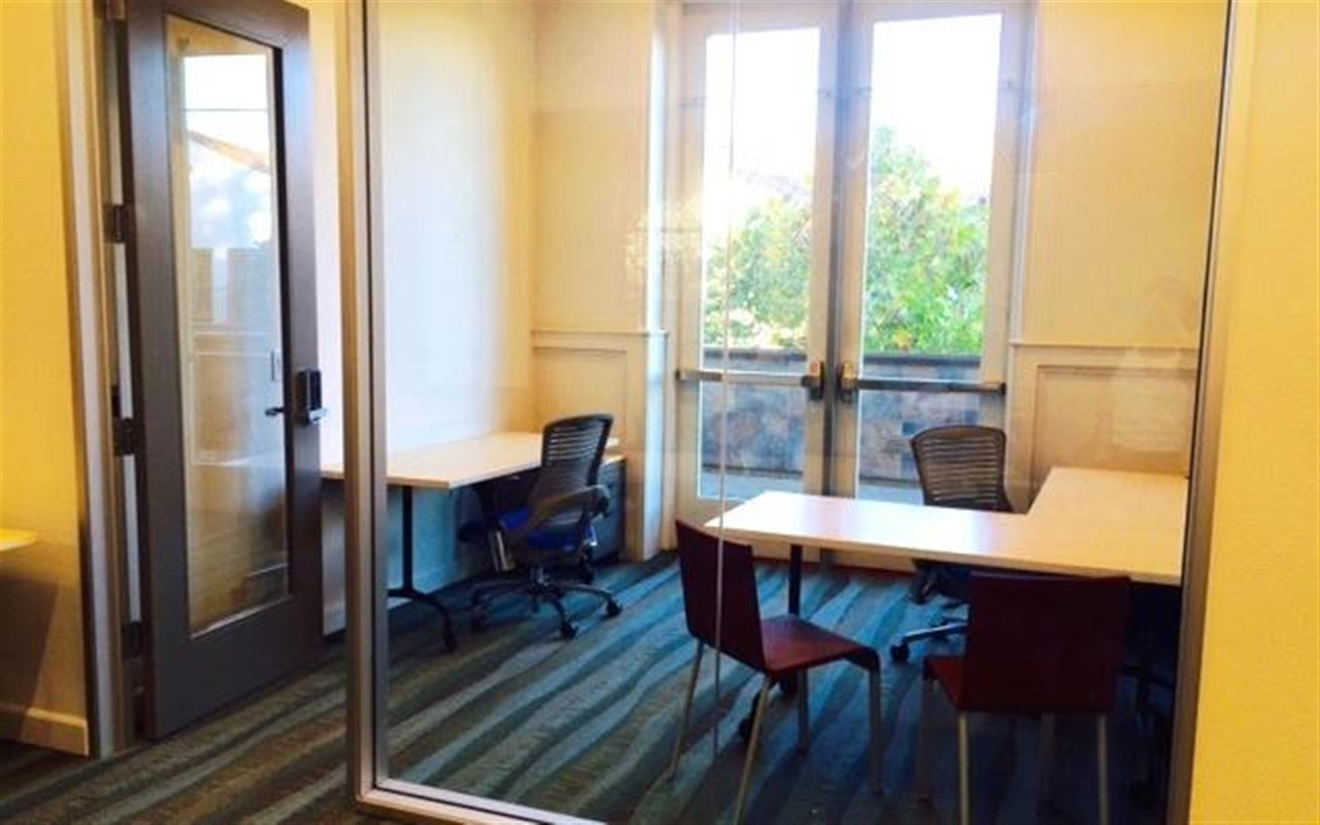 The Satellite Center Sunnyvale - Private Office #2