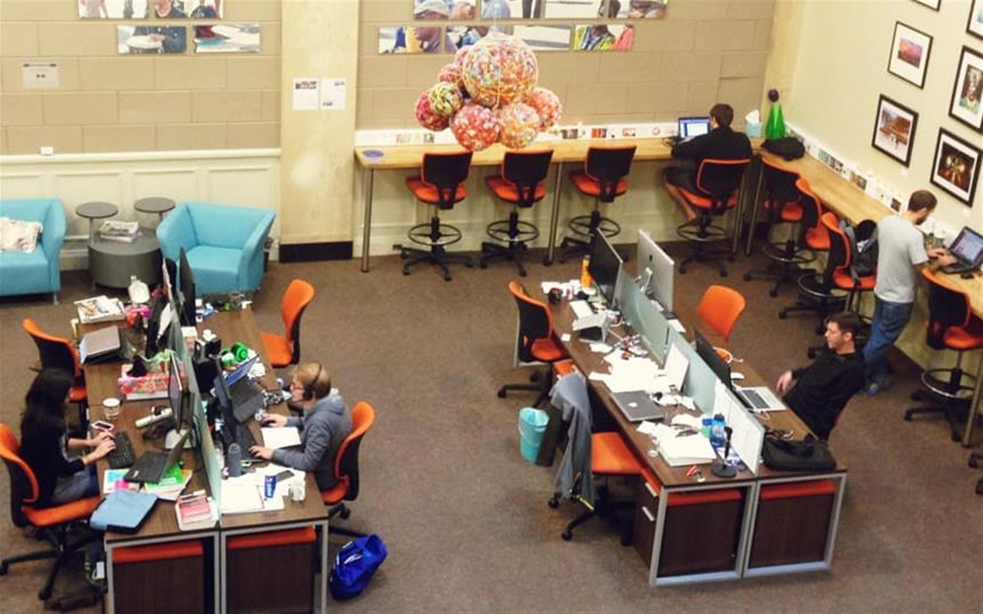 NextSpace Berkeley - Workstation