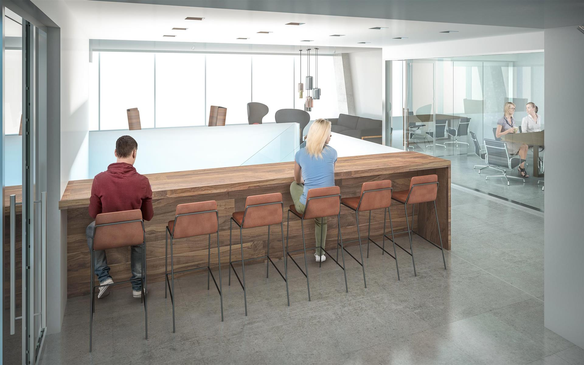 Serendipity Labs Bethesda - Private Office - Interior