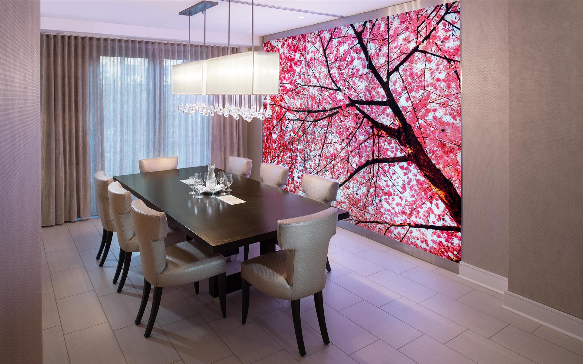 Courtyard by Marriott Embassy Row - Library Meeting Room