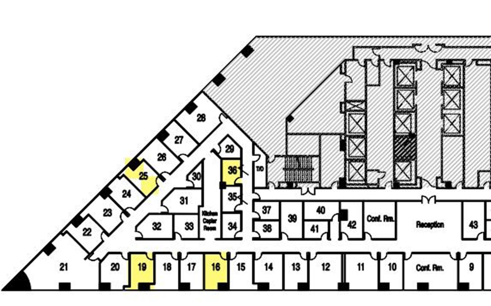 (355) Wells Fargo Center - Multiple Suites - 17 people