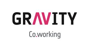 Logo of Gravity Coworking