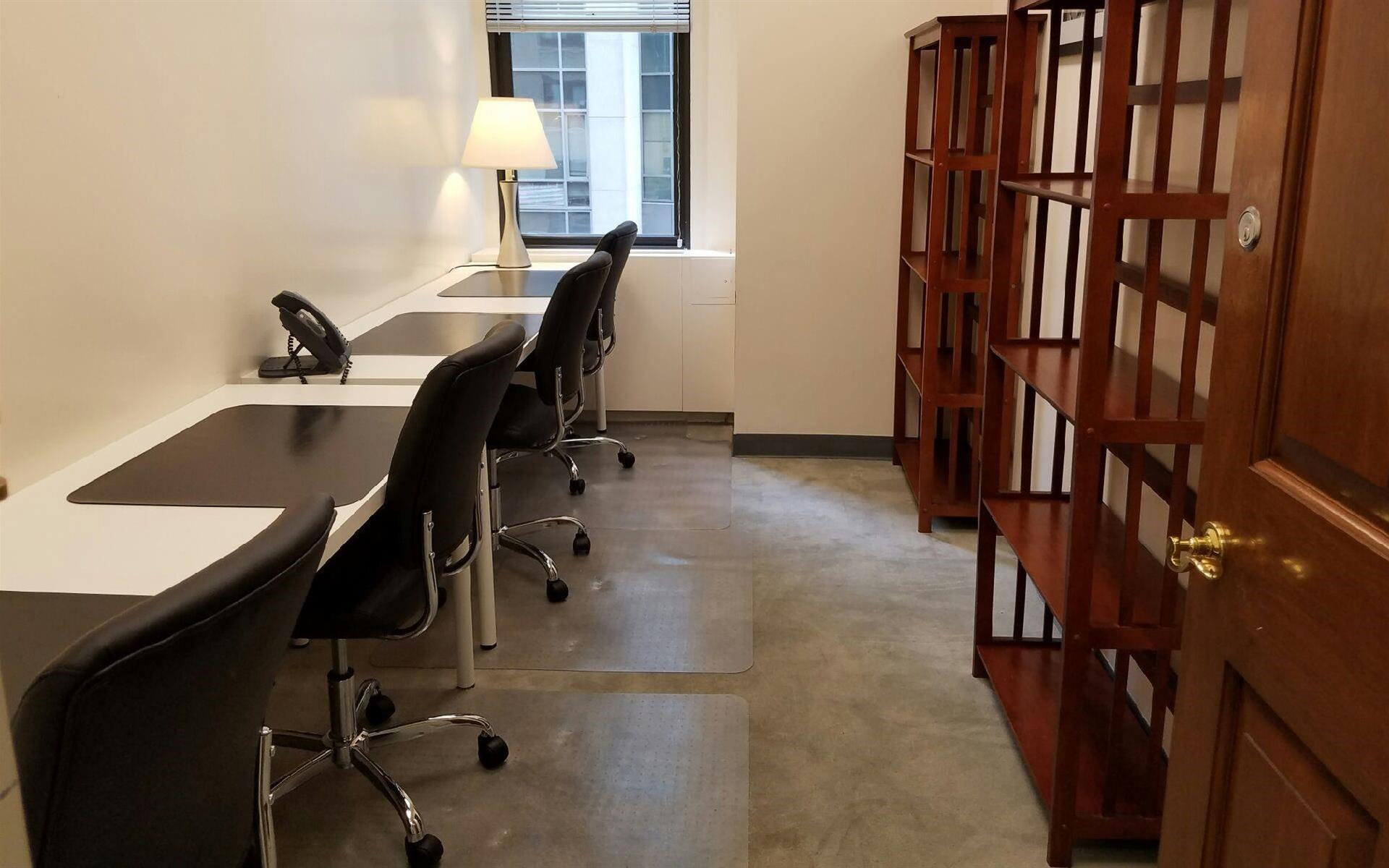 NYC Office Suites 708 (3rd Ave. & 44th) - Office 124 Windowed