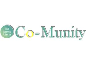 Logo of The Startup Admin Co-Munity